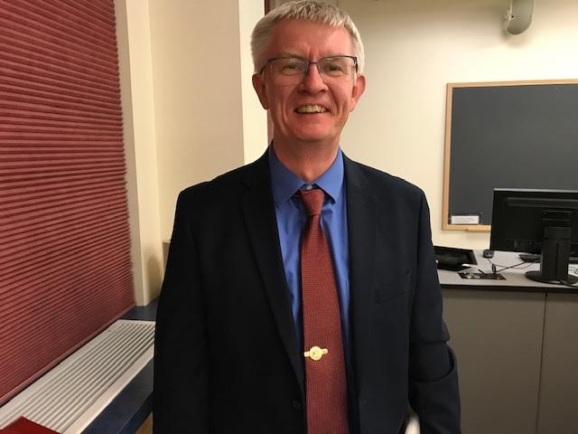 Declan McCabe, PhD